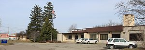White Lake Township, Michigan - Township Offices, Highland Road