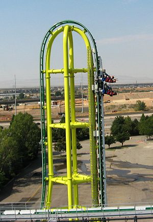 Wicked (Lagoon) - Wicked's Launch Tower