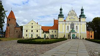 Strzelno Place in Kuyavian-Pomeranian Voivodeship, Poland