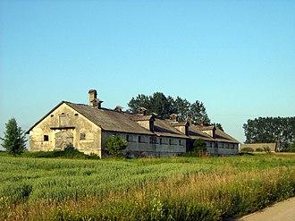 State Agricultural Farm - Image: Wieżanka PGR