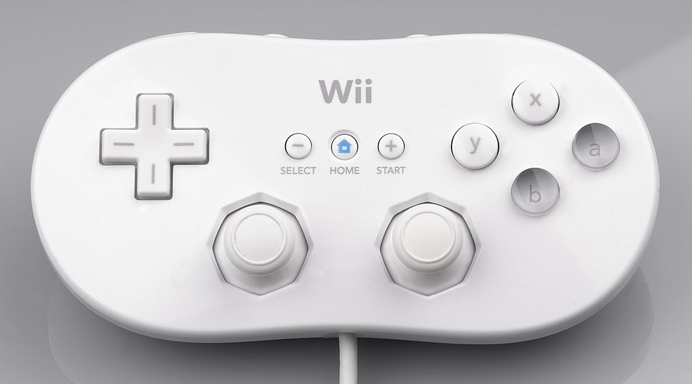 Wii-Classic-Controller-White
