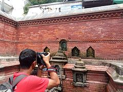 Wiki Loves Monuments in Nepal - 2016 Outreach 02.jpg