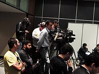 Wikimanía 2015 - Day 2 - Press Conference - LMM - México D.F. (19).jpg