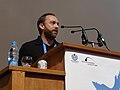 Wikimania 2008 - Closing Ceremony - Jimmy Wales - 14.jpg