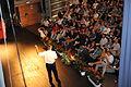 Wikimania 2011 - Closing ceremony (52).JPG