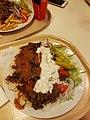 Wikimania 2019 by Deryck day 1 - 15 kebab.jpg