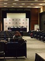 Wikimania pre-press conference7168967.JPG