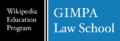 Wikipedia Education Program GIMPA Law School logo.png