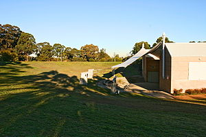 Wiley Park, New South Wales - The Wiley Park amphitheatre