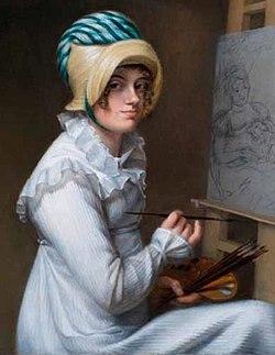 Wilhelmina Geertruida van Idsinga - Zelfportret.jpg