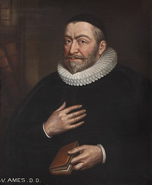 William Ames - Dr William Ames, theologian (1576–1633)