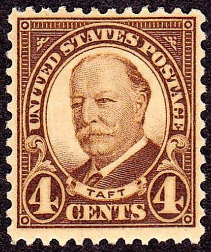 William Howard Taft 1930 Issue-4c