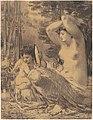 William P. Babcock, Nude with Cherub Holding a Mirror, 1860s-1870s, NGA 198342.jpg
