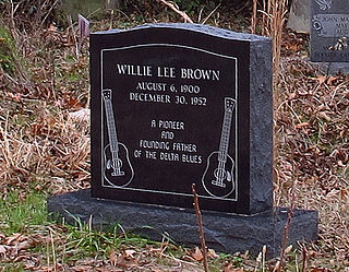Willie Brown (musician)