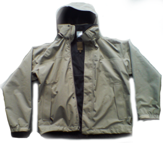 Windbreaker thin coat designed to resist wind chill and light rain