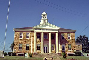 Winston County Courthouse