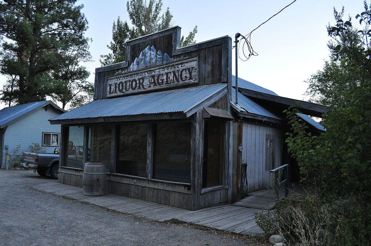 Winthrop, Washington - liquor store 01.jpg