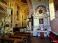 Wnętrze ,kościóła Wniebowzięcia Najświętszej Maryi Panny w Kcyni - panoramio (4).jpg