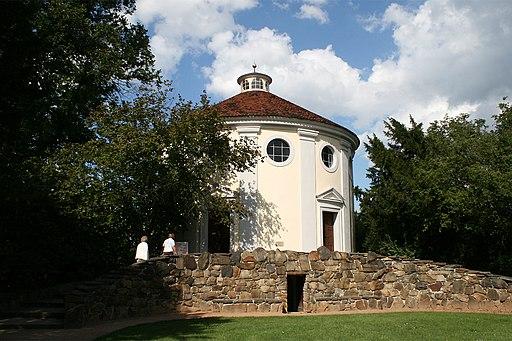 Woerlitz synagoge aussen