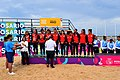 Women's Beach Rugby Victory Ceremony 2019 SABG (36).jpg