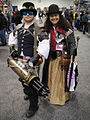 WonderCon 2012 - steampunk cosplay (7019610067).jpg