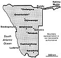 World Factbook (1990) Namibia.jpg