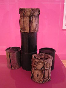 Wrapped Cans, Part of Inventory by Christo, Tate Liverpool.jpg