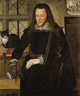 Henry Wriothesley, 3rd Earl of Southampton 17th-century English noble