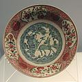 Wucai dish with design of human figures flowers and birds.jpg