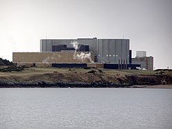 Wylfa nuclear power station - geograph.org.uk - 1717137.jpg