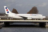 YU-ANI - B733 - AirSERBIA
