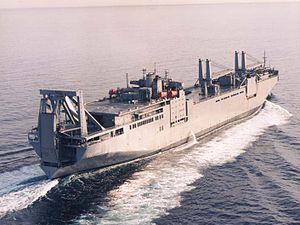 Yano USNS Yano (T-AKR-297)