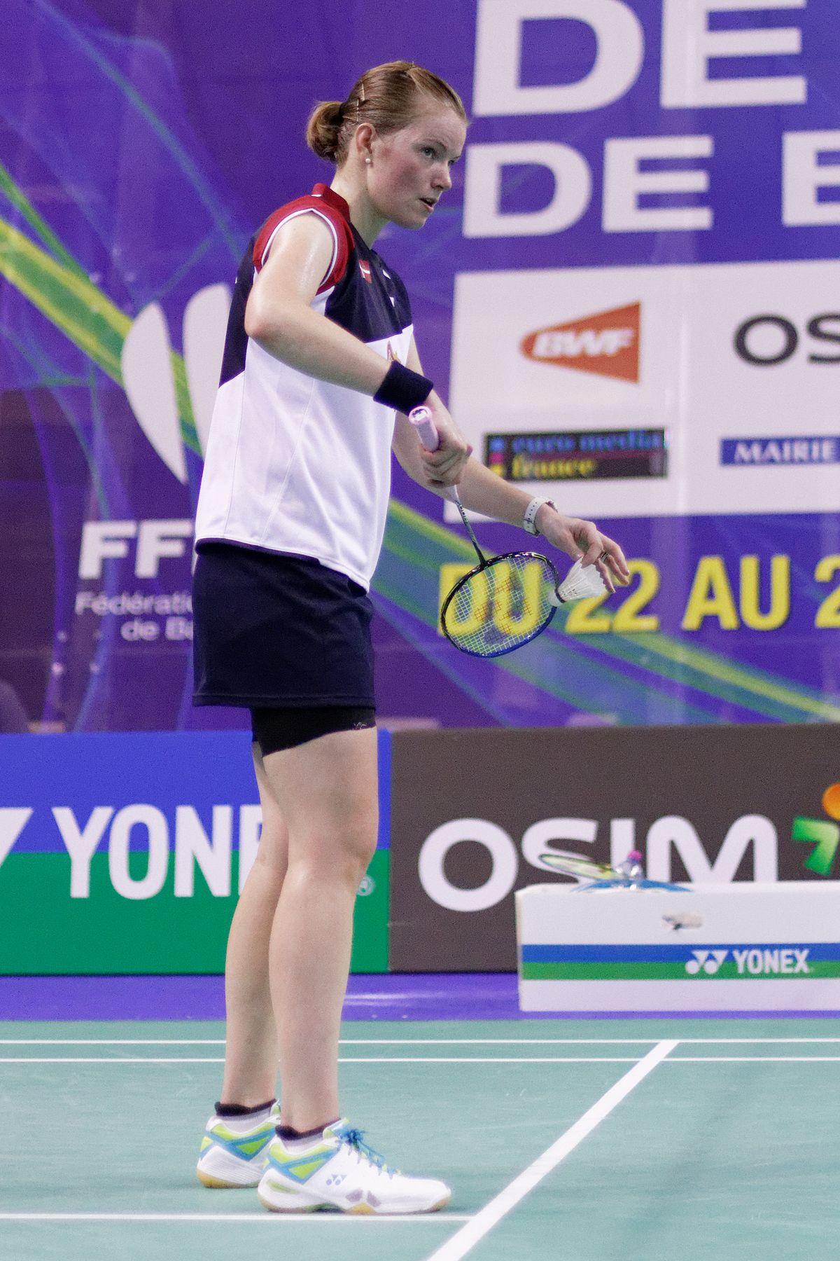 EM i badminton 2016 den frie encyklop¦di