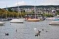 Zürich - General-Guisan-Quai - Arboretum 2010-08-27 16-00-00.JPG