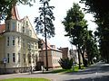 Zabudowa mieszkalna przy Alei Piasta, jednej z głównych ulic Złotowa - panoramio.jpg