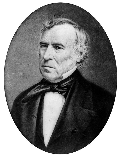 Zachary Taylor 12th US President