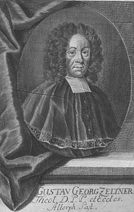 Gustav Georg Zeltner