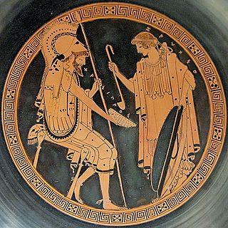 Chrysippus of Elis son of Pelops