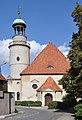 Ziębice, kościół ewangelicki, 01.JPG