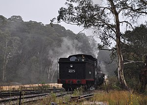Zig Zag Railway - 218 The Yank