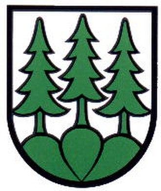 Zimmerwald - Image: Zimmerwald Dorfwappen