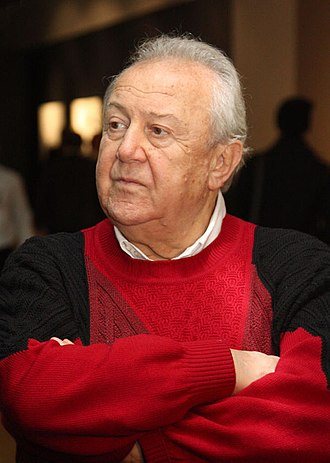Zurab Tsereteli - Zurab Tsereteli in 2014