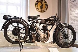 Horex - 1926 Horex in the Deutsches Zweirad- und NSU-Museum Neckarsulm