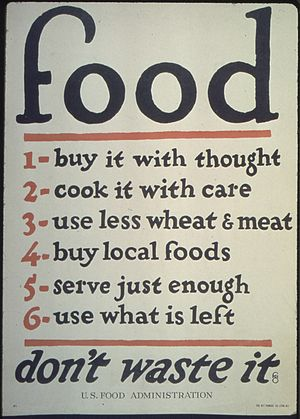 """Food. 1-buy it with thought, 2-cook it w..."