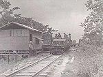 'JEEP TRAIN' ON PAPAR-JESSELTON RAILWAY(AWM 121370).JPG