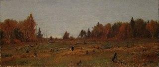 Scribner's Pasture in the Catskills