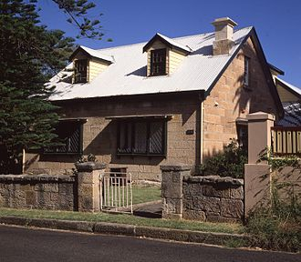 Hunters Hill, New South Wales - Historic home in Hunters Hill