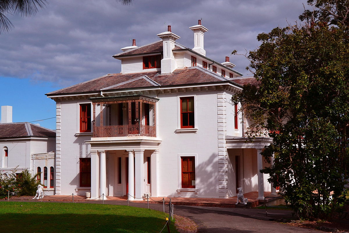 Strickland House, Vaucluse - Wikipedia