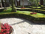 (Iglesia de San Francisco, Quito) Convento pic.ab08 interior courtyard.JPG