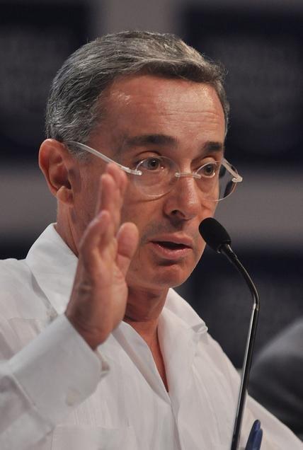 %C3%81lvaro Uribe V%C3%A9lez